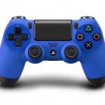 PS4: Dualshock 4 - Blue [ส่งฟรี EMS]
