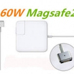 Apple Macbook Magsafe 2 A1435 16.5V 3.65A 60W AC Adapter