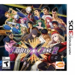 3DS: Project X Zone 2 (US) [ส่งฟรี EMS]