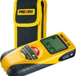 เครื่องมือวัดระยะ เครื่องวัดระยะด้วยระบบเลเซอร์ มิเตอร์วัดระยะดิจิตอล ละเอียดและแม่นยำสูง 30.5 เมตร Laser Distance Measurer Measuring Meter Prexiso X2