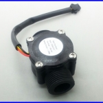 """เซ็นเซอร์วัดอัตราการไหลของน้ำ 1-60ลิตรต่อนาที Flowmeter Hall sensor Water control flow sensor 3/4"""""""
