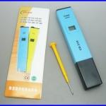 เครื่องวัดค่าความนำไฟฟ้าดิจิตอล เครื่องวัดความเข้มข้นปุ๋ย เครื่องวัดสภาพดิน เครื่องวัดสารเคมีเจือปน EC Meter Digital EC Conductivity Meter 999μs/