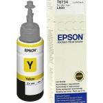 Epson หมึกเติม L-Series สีดำ รุ่น T6734 (Yellow)
