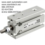 SMC Cylinder compact CDU6-10D (NEW)