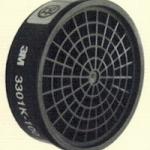 ตลับไส้กรองไอระเหยสารตัวทำละลาย 3M-3301J-100