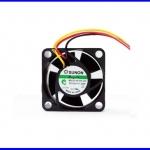 """พัดลมระบายความร้อน พัดลมระบายอากาศ 12VDC 8200 RPM 1.38W 1.5"""" MB40201VX-0000-G99"""