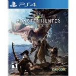 PS4: Monster Hunter World (Z3)