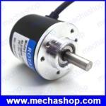 อินครีเม้นท์โรตารี่ เอ็นโค้ดเดอร์ Incremental optical rotary encoder 600 pulse 5-24VDC