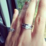 ความเชื่อ แหวนเพชรCZ แบบพูนทรัพย์ สวมใส่แล้วเสริมดวงเพิ่มพูนทรัพย์