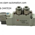 Solenoid Valve SMC SYJ5120-4LZ-M5
