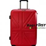 กระเป๋าเดินทางสีแดง รหัส 1153 ขนาด 29 นิ้ว