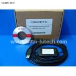 สายลิ้งค์PLC Mitsubishi รุ่น USB-SC09-FX หัวแบบUSB ใช้ได้กับ FX series (ของใหม่)