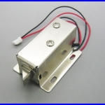 โซลินอยด์ล็อคลิ้นชัก โซลินอยด์ล็อกประตู โซลินอยด์ล็อกกลอน 12VDC Cabinet Lock Small Electric Bolt Lock