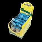 PET2GO ขนมขัดฟันสุนัข CROCGY รสนม 63g (14ตัว/กล่อง)