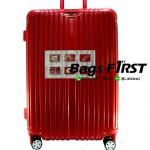 กระเป๋าเดินทาง รหัส 5507 สีแดง ขนาด 28นิ้ว