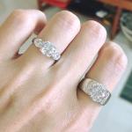 มุมมองสำหรับสวยๆ ที่เลือกสวมใส่ แหวนเพชรCZ