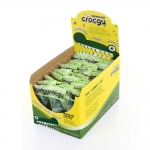 PET2GO ขนมขัดฟันสุนัข CROCGY รสคลอโรฟิลล์ 18g (33ตัว/กล่อง)