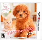 3DS: Nintendogs Cats Toy Poodle New Friends (US) [ส่งฟรี EMS]