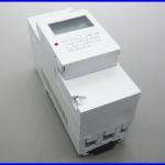 วัตต์มิเตอร์ LCD DDS238-2 Single-phase DIN-rail type Watt-hour Meter 50Hz (สั่งซื้อจำนวนมากโทรสอบถาม ราคาพิเศษ)