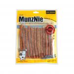 ขนมสุนัข MUNZNIE ครั้นชี่โรลนิ่มแท่ง รสเนื้อ 180g