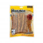 ขนมสุนัข MUNZNIE ครั้นชี่โรลนิ่มแท่ง รมควัน 180g