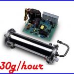 เครื่องผลิตโอโซน ใช้ได้ทั้งน้ำและอากาศ ผลิตโอโซนอากาศ ผลิตโอโซนน้ำให้มีโอโซนบริสุทธิ์ 30g/hr Ozone generator CH-PC30G (Pre-Order2 week)