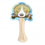 PET2GO ขนมขัดฟันสุนัข เดลี่ เดนทัลโบน รสนม 70g