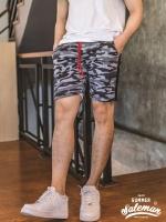 กางเกงขาสั้น พรีเมี่ยม ผ้า วอร์ม รหัส WT281 TAX Panther B เสือดำ SUMMER SALE