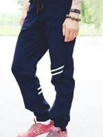 กางเกง jogger JG T612 สีกรม