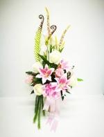 แจกันดอกไม้ประดิษฐ์ รหัส 3079