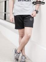 กางเกงขาสั้น พรีเมี่ยมวอร์ม รหัส WT215 U72 สีดำ SUMMER SALE