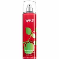 Bath&Body works fine fragrance mist Country Apple ขวดใหญ่ 8 oz (236 ml) หอมมากๆค่ะ