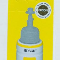 Epson หมึกเติม L-Series สีเหลือง รุ่น T6644 (Yellow)