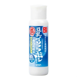 sana nameraka honpo whitening lotion 200 ml. โลชั่นบำรุงน้ำนมถั่วเหลือง ช่วยให้ผิวเนียนนุ่ม ลดฝ้า กระ ซึมซาบเร็วชุ่มชื่นดีมากๆค่ะ