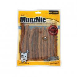 ขนมสุนัข MUNZNIE ครั้นชี่โรลนิ่มแท่ง รสตับ 180g
