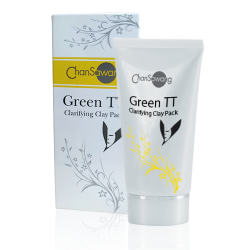 โคลนขาว (Green TT Clarifying Clay Pack)