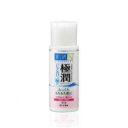 Hadalabo Hyaluron milk lotion 140 ml. น้ำนมบำรุงขวดขาว ช่วยเก็บกักความชุ่มชื่น และบำรุงผิวด้วยคุณค่าของ hyaluronic เข้มข้น ขายดีมากๆในและได้รับรางวัลจากนิตยสารมากมายในญี่ปุ่นค่ะ