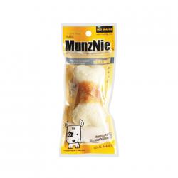 ขนมสุนัข MUNZNIE ครันชี่โบน 3.5 นิ้ว พันอกไก่
