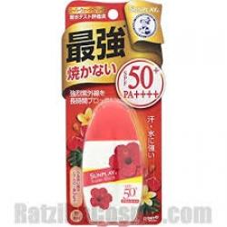 Sunplay super block กันแดดกันน้ำกันเหงื่อจากญี่ปุ่นค่ะ