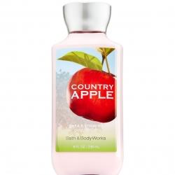Bath & Body Works ULTRA SHEA body lotion Country Apple 8 oz.(236 ml)บำรุงผิวให้นุ่มมม หอมมม นาน 16 ช.ม.ดีมากๆจากอเมริกาค่ะ