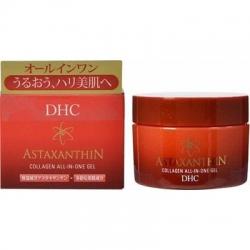 DHC Astaxanthin Collagen All in one gel 80 g. ครีมบำรุงที่ช่วยลบเลือนริ้วรอย ช่วยให้ผิวดูอ่อนกว่าวัยค่ะ