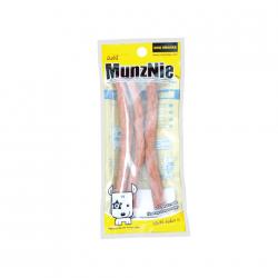 ขนมสุนัข MUNZNIE mini ครันชี่นิ่ม รสตับ