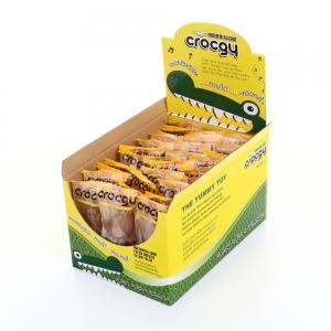 PET2GO ขนมขัดฟันสุนัข CROCGY รสไก่ 18g (33ตัว/กล่อง)