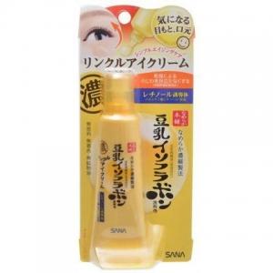 SANA Nameraka Honpo anti-wrinkle eye cream ครีมทาตา ช่วยลดเลือนริ้วรอย ขนาด 25 g.