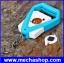 เครื่องชั่งแขวน เครื่องชั่งกระเป๋าเดินทาง เครื่องชั่งตกปลา 20kg/5g LCD Display Digital Hanging Scales Electronic Luggage Weight Fish Hook Scale thumbnail 2