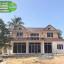 6-002 บ้านน็อคดาวน์ - บ้านหลังใหญ่ - ทรงจั่วมุกซ้อน สำเนา สำเนา thumbnail 1