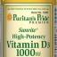 Puritan's Pride Vitamin D3 1000 IU ขนาด 100 softgels จากอเมริกาค่ะ thumbnail 1