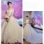 ชุดแต่งงาน ไหล่ปาด thumbnail 6
