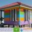 1-005 บ้านน็อคดาวน์ - ขนาด 3x4 เมตร thumbnail 2