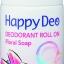 Happy Deo Deodorant roll on 45 ml โรลออน ระงับกลิ่นกาย กลิ่นติดทน หอมยาวนาน จากญี่ปุ่นค่ะ thumbnail 3
